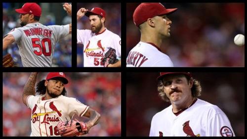 Hochman: Plenty can happen between the Cardinals' rotation bookends