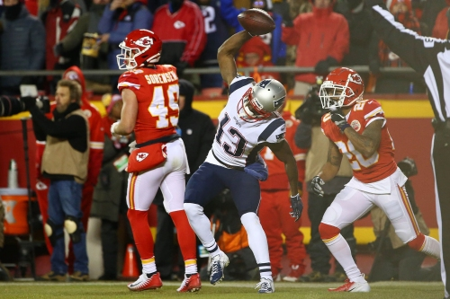 Patriots sink Chiefs in overtime, return to Super Bowl for third consecutive year