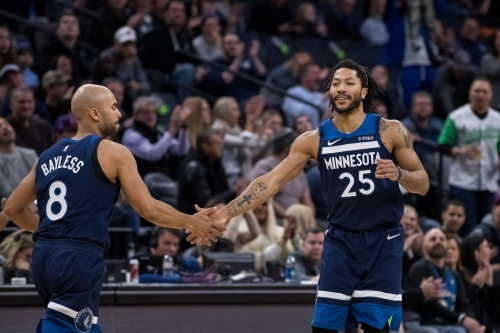 Wolves 116, Suns 114: Rose Saves The Day (But...)