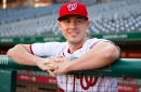 Washington Nationals' starter Patrick Corbin determined to keep evolving and improving...