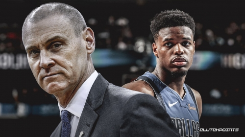 Mavs news: Rick Carlisle apologized to Dennis Smith Jr. over the phone