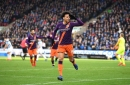 Man City's Leroy Sane shows he's a winger with the world at his feet after another key display