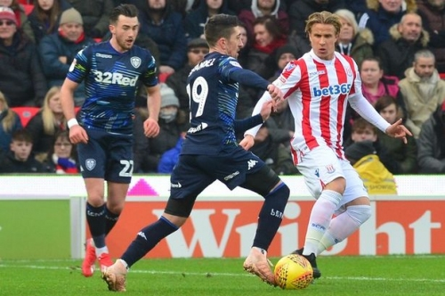 'New transfer' not giving up on Stoke City as Leeds win gives club new hope