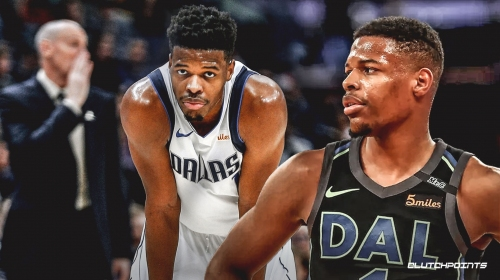 Dennis Smith Jr.'s return to Mavs is to prevent further damage to his value