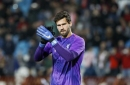 How Alisson Becker is frustrating but improving Liverpool FC strikers