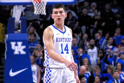 Tyler Herro earns weekly SEC award