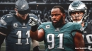 Eagles news: Fletcher Cox, Brandon Brooks dispute Carson Wentz report