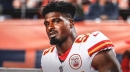 Chiefs LB Dee Ford on key offsides: 'I've got to see the ball'