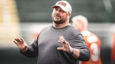 Freddie Kitchens was glad to be last Browns head coaching candidate