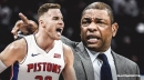 Pistons star Blake Griffin still 'angry' that Doc Rivers, Clippers front office didn't inform him of trade