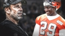 Browns RB Duke Johnson drags Todd Haley's name in reaction to Baker Mayfield's roast of Hue Jackson