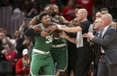 Marcus Smart fined $35,000 for ejection in Atlanta, avoids suspension