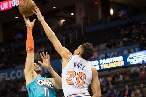 Game Thread: Knicks vs. Thunder- 01/21/19