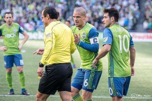 Seattle Sounders vs. 2018: End-of-season referee ratings