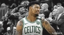 Celtics guard Marcus Smart fined but won't be suspended for actions vs. Hawks on Saturday