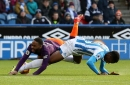 Raheem Sterling penalty incident analysed by former Premier League referee