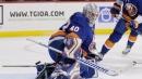 Robin Lehner, Mika Zibanejad, Patrick Kane named NHL's three stars