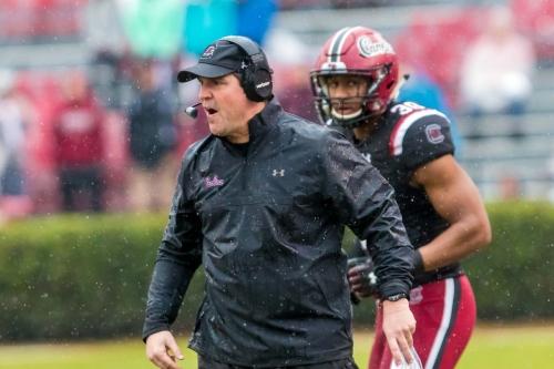 South Carolina to add defensive line coach John Scott Jr. to staff