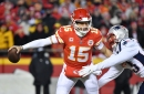 Chiefs' Mahomes didn't deserve the ball, he deserved a better defense