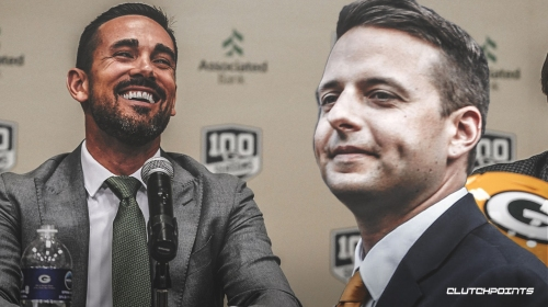 Packers GM Brian Gutekunst impressed with what he heard about Matt LaFleur