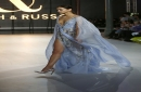 Inside a big top, Dior puts on circus-themed couture