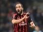Gonzalo Higuain move to Chelsea 'in the air' – AC Milan assistant Luigi Riccio