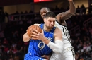 Hawks fizzle in 122-103 loss to Magic on MLK Day