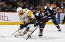 Predators' 3-goal second period sinks Avalanche as a winning streak keeps eluding Colorado