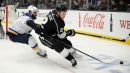 LaDue scores go-ahead goal, Kings rally to beat Blues