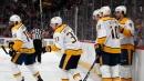 Predators beat Avalanche as Laviolette earns win No. 600