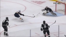 Blues' Sundqvist beats Quick with pretty one handed goal