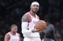 Fuente AP: Rockets envían a Carmelo Anthony a Bulls
