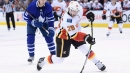 Flames' Lindholm has become complete player since trade from Hurricanes