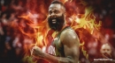 Rockets' James Harden has 20 straight games with over 30 points