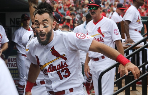 Carpenter wants to be more consistent month to month