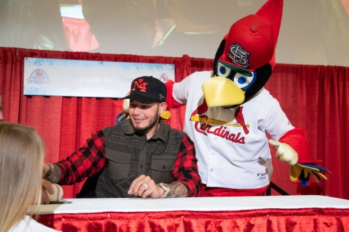 BenFred: Molina's fault can become Cardinals' strength