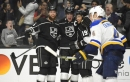 Blues suffer another puzzling loss to the Kings