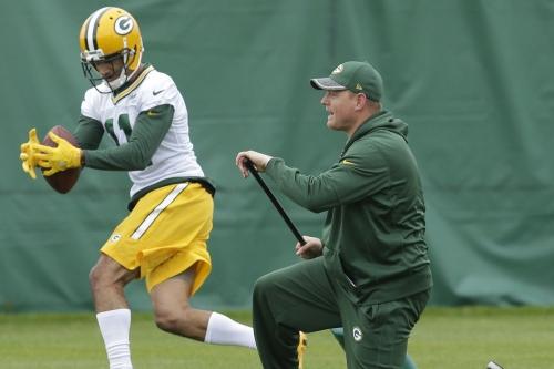 Luke Getsy returning to Packers as quarterbacks coach, per report