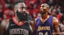 Rockets' James Harden is first player since Kobe Bryant with 200 points over 4 games