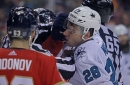 Takeaways: Erik Karlsson's absence noticeable in Sharks loss to Panthers