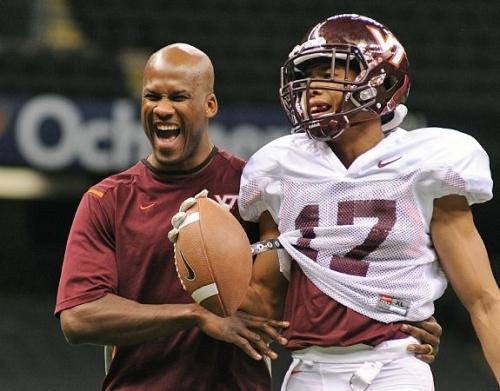 Florida hires former Virginia Tech assistant coach Torrian Gray