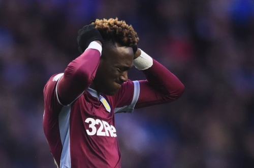 Tammy Abraham's five-word message for Yannick Bolasie after his Aston Villa exit
