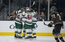 Knights Nuggets: Wild still have Vegas' number