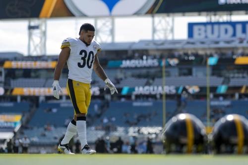 Crunching the Numbers: 2018 Steelers rushing statistics