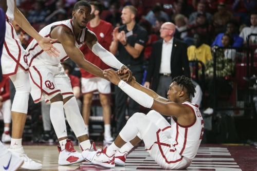OU men's basketball: Sooners look to win first conference road game at Oklahoma State