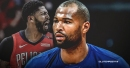 Warriors' DeMarcus Cousins still thinks about pairing with Anthony Davis on Pelicans all the time