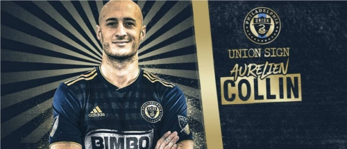 EARNING THE UNION TAG: Ex-Red Bulls defender Collin signs with Philly