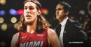 Heat news: Kelly Olynyk not complaining despite being odd man out in Erik Spoelstra's rotation