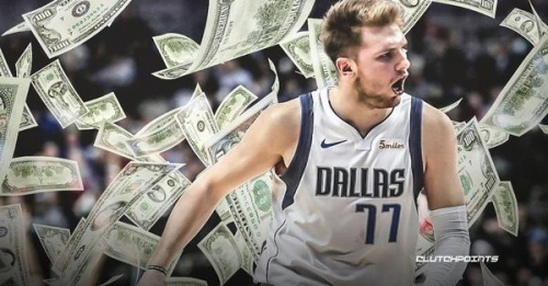 Mavs news: Luka Doncic fined $10,000 for kicking ball into stands