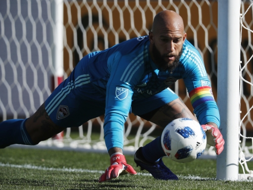 Tim Howard, Rapids goalkeeper, to retire from MLS after 2019 season